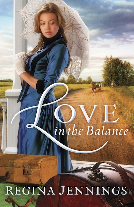 Love in the Balance cover