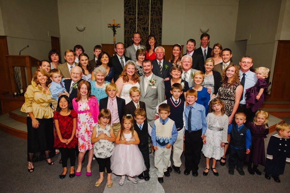 my whole family